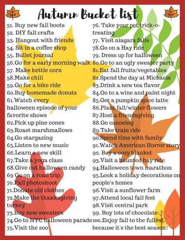 Autumn Bucket list (1)